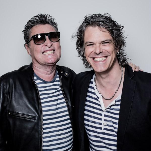 Barry Hay + JB Meijers